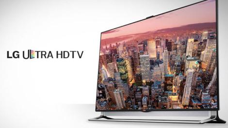 LG 4K ULTRA HD 3D 2014