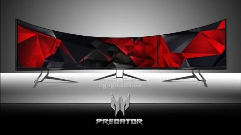 Acer X34 Predator OGOGO NET UA