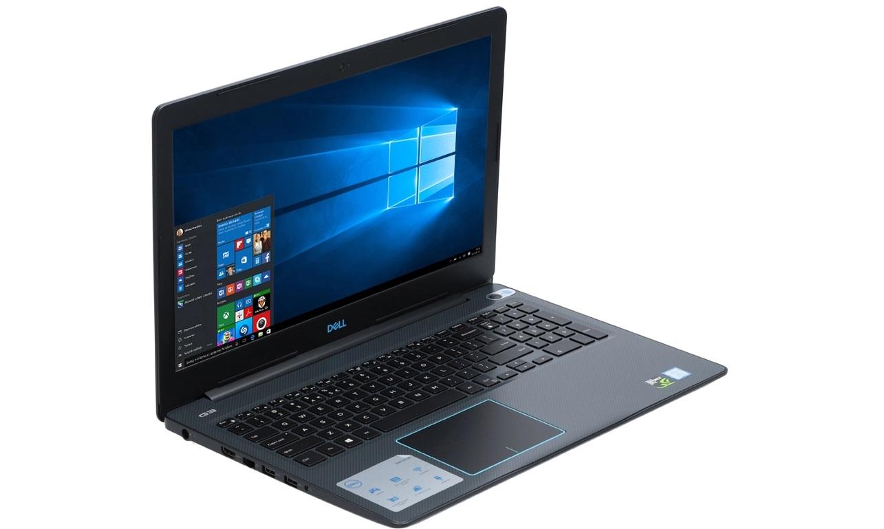 Ноутбук Dell Inspiron G3 15 3579 / i7-8750H / GTX 1050 Ti