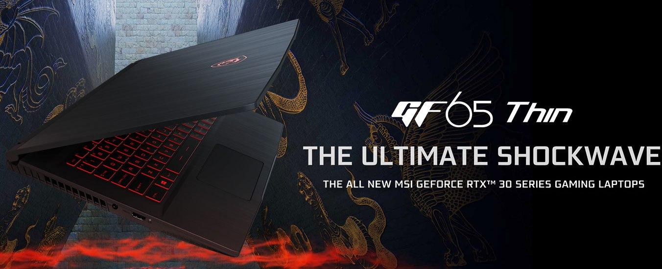 MSI GF65 Thin 10UE